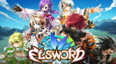 Elsword - anime MMORPG