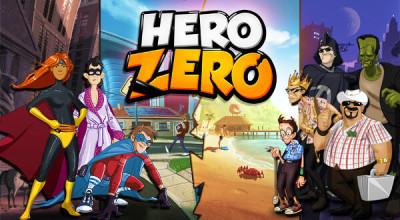 Hero Zero - hra na akční hrdiny