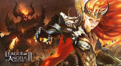 League of Angels 2 - MMORPG ve webovém prohlížeči