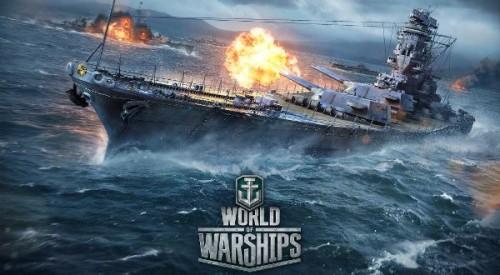 Lodě online hry - World of Warships