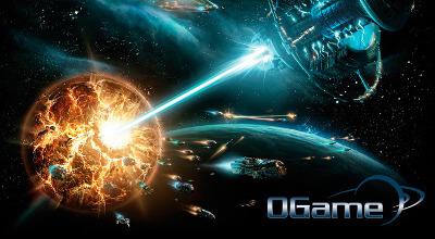 OGame - vesmírná online hra zdarma