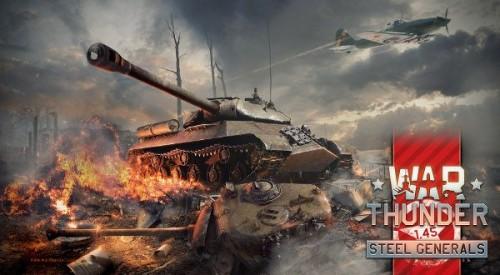 Tankové online hry - War Thunder