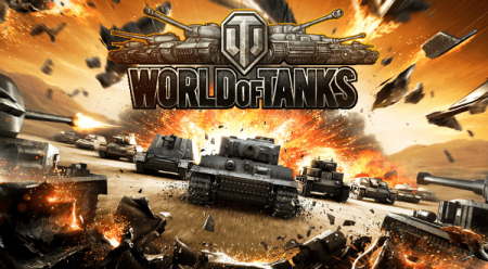 Tankové online hry - World of Tanks
