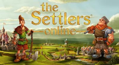 The Settlers Online - budovatelská online strategie