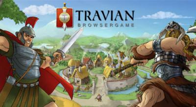 Travian - strategická online hra