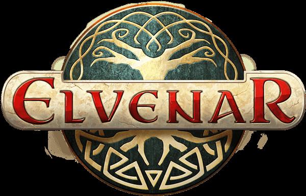Elvenar online fantasy - logo