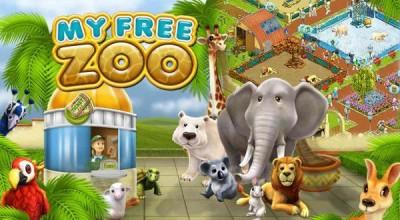 My Free ZOO - online hra se zvířaty