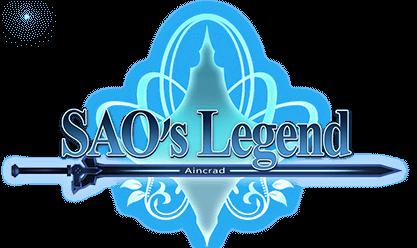 Sword Art Online Legend - logo