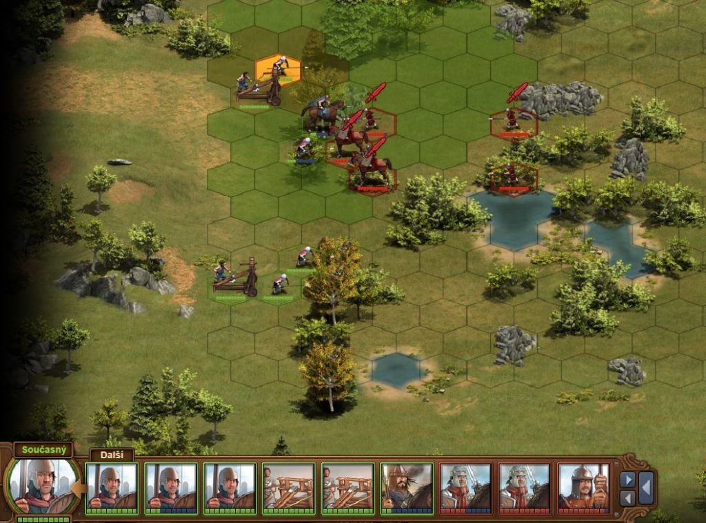 Forge of Empires bitva