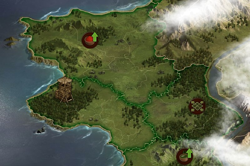 Forge of Empires provincie